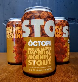 Octopi Octopi Brewing: Double Maple Imperial Morning Stout