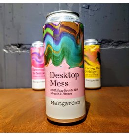 maltgarden Maltgarden: Desktop Mess