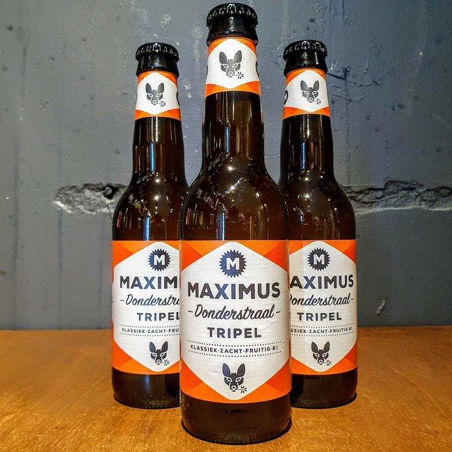 Maximus Maximus: Donderstraal Tripel