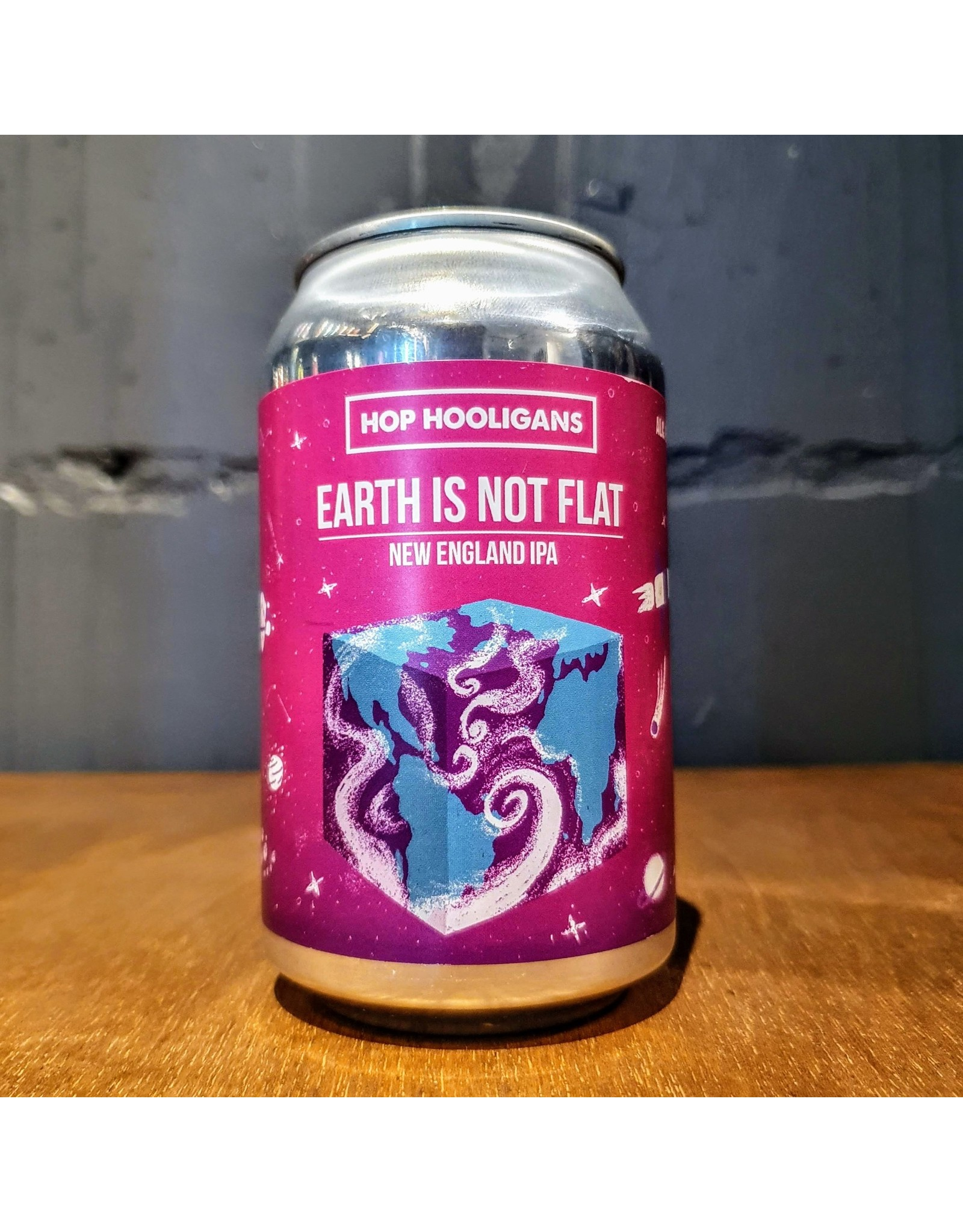 hop hooligans Hop Hooligans: Earth is not flat