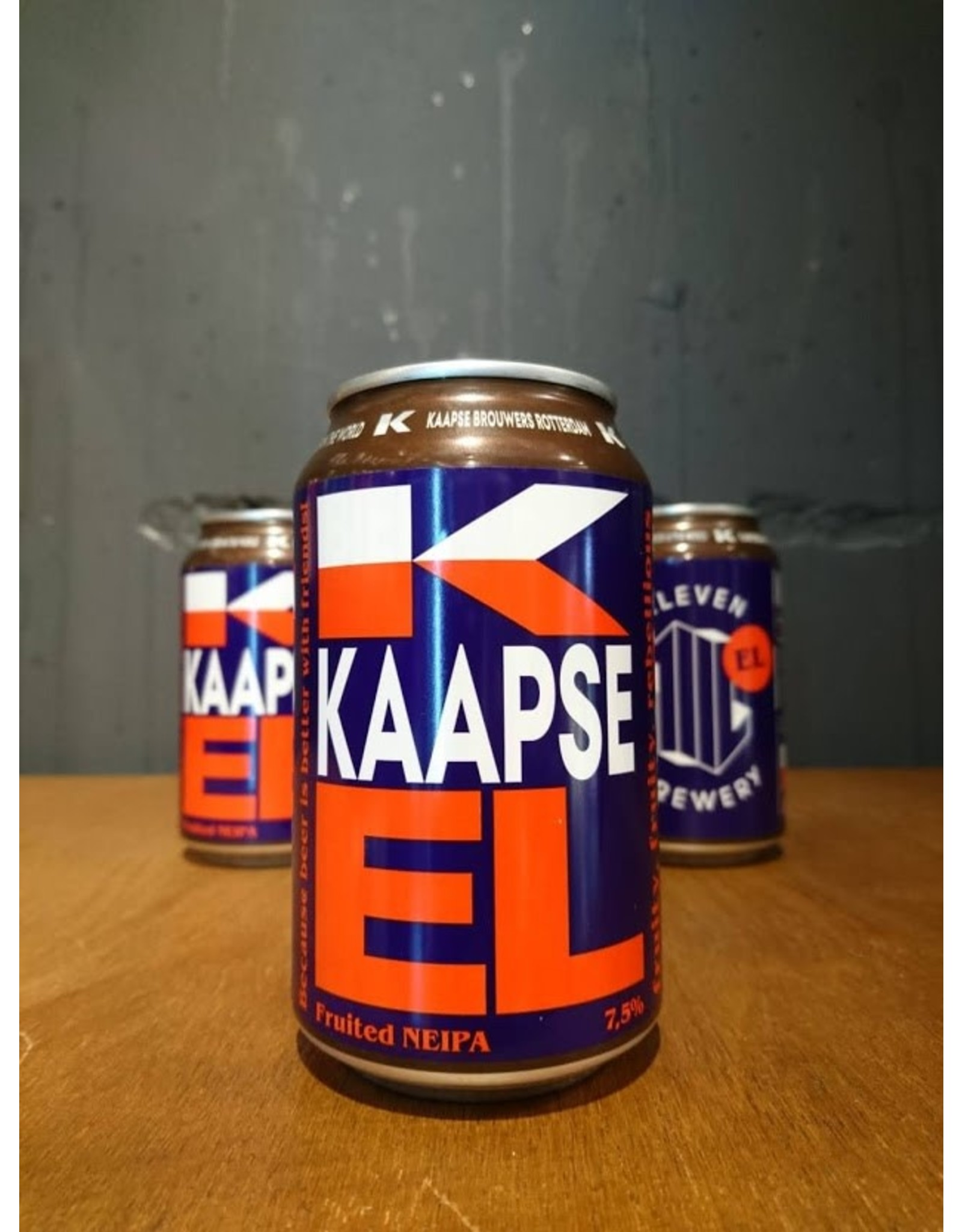 Eleven Brewery Eleven X Kaapse Brouwers: Kaapse EL