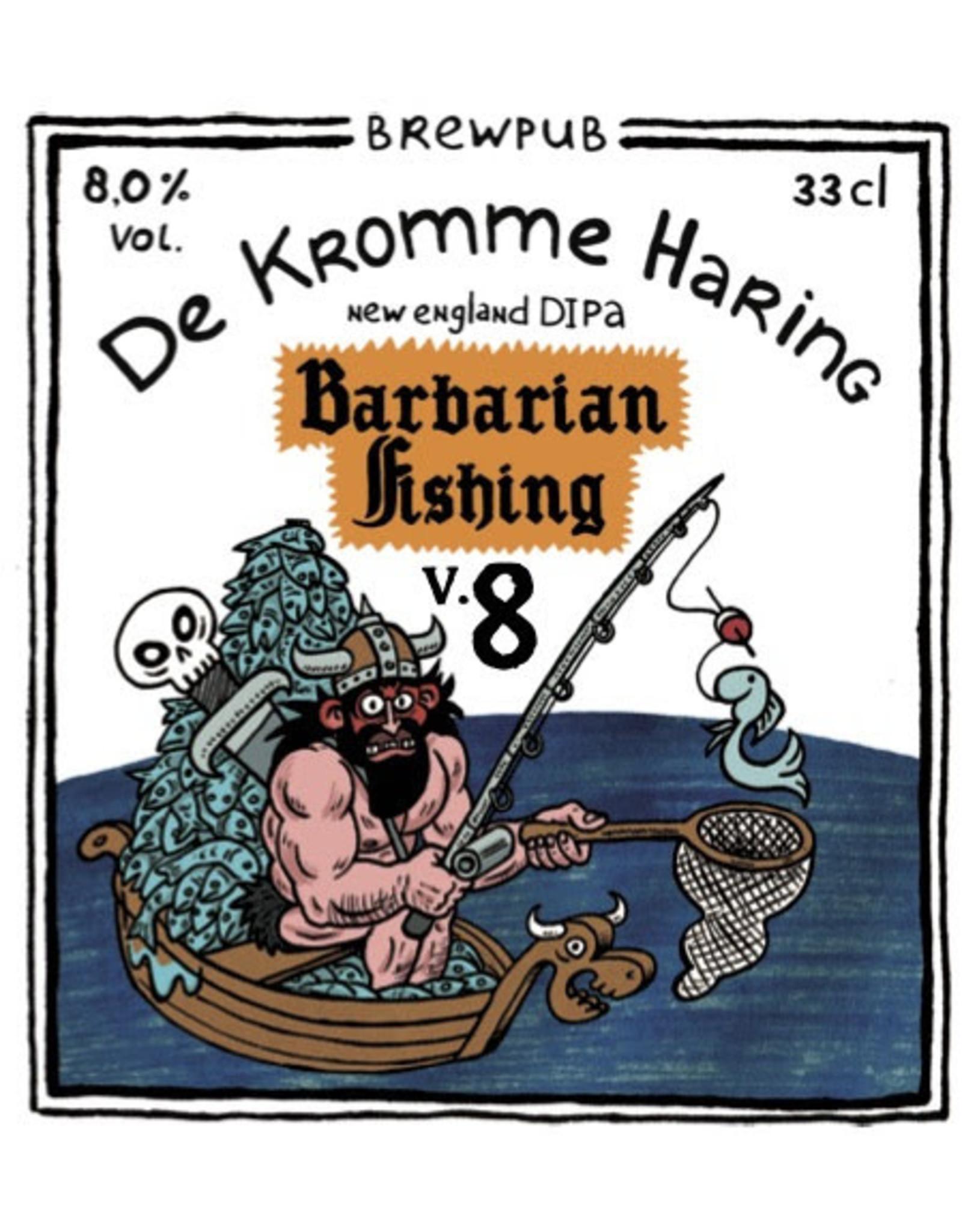 kromme haring Kromme Haring: Barbarian Fishing V8