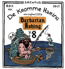 kromme haring Kromme Haring: Barbarian Fishing V8