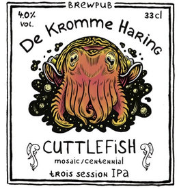 kromme haring Kromme Haring: Cuttlefish Mosaic/Centennial