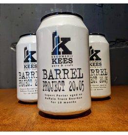 Kees: Barrel Project 20.05