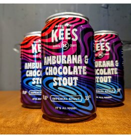 Kees: Amburana & Chocolate stout