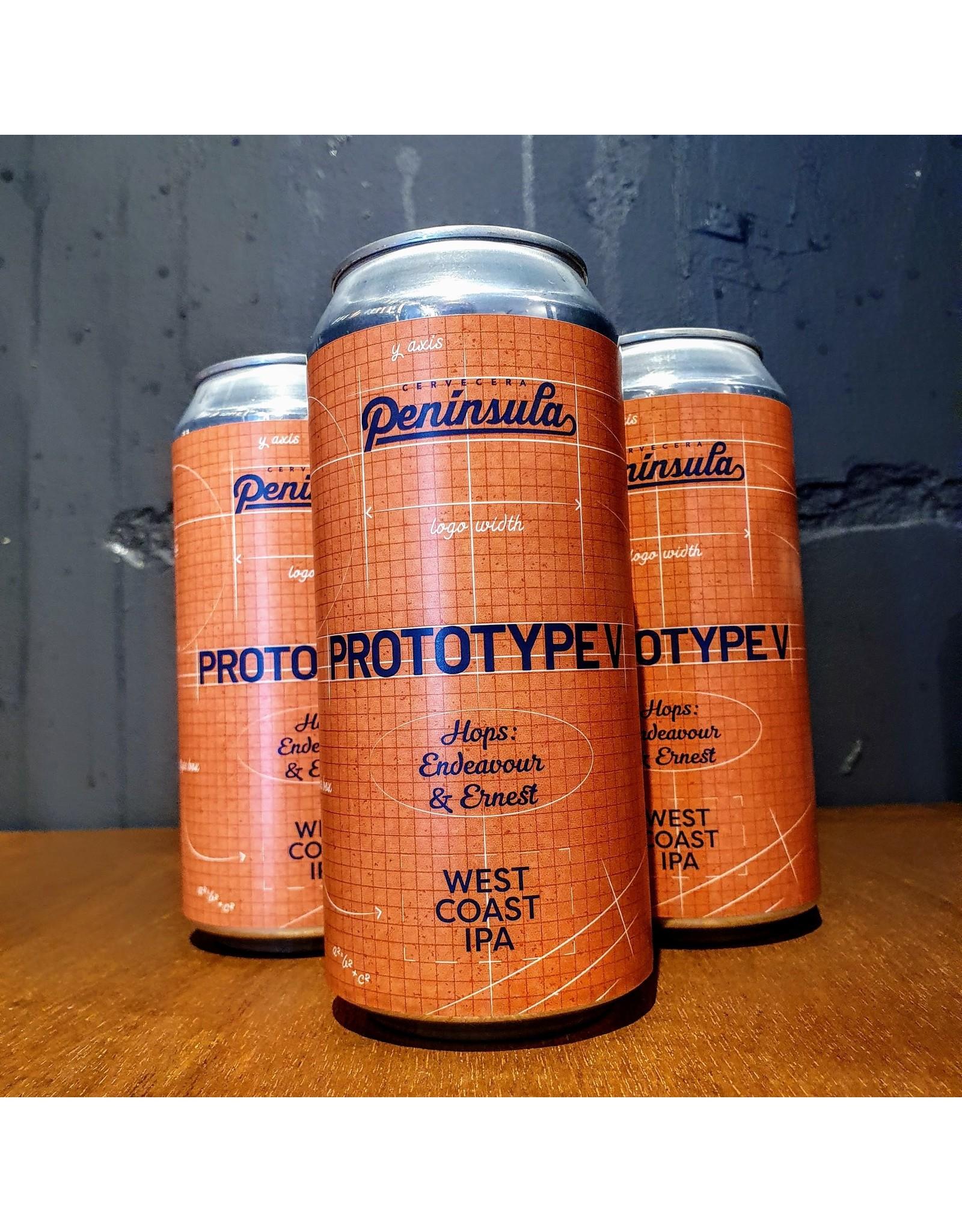 Peninsula - Prototype V