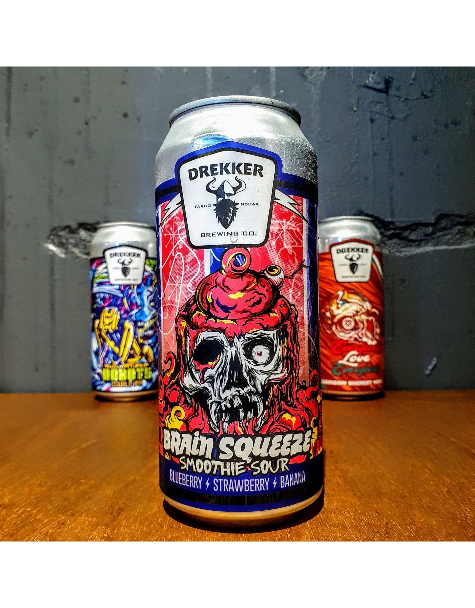 Drekker Drekker: Brain Squeeze: Strawberry/Blueberry/Banana