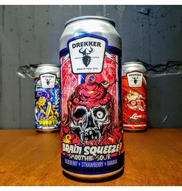 Drekker Drekker: Brain Squeeze: Strawberry/Blueberry/Banana