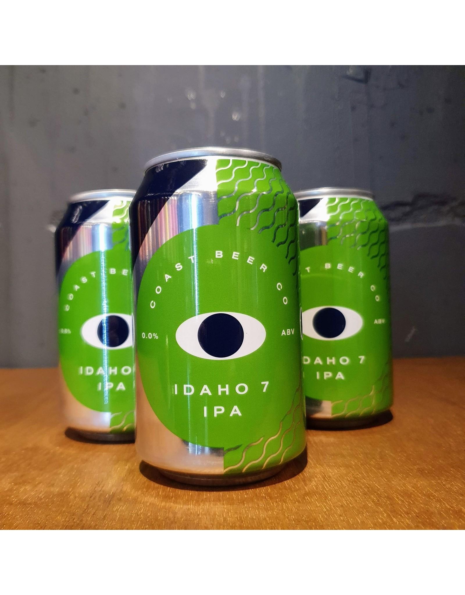 Coast Beer Coast Beer: Idaho 7 IPA