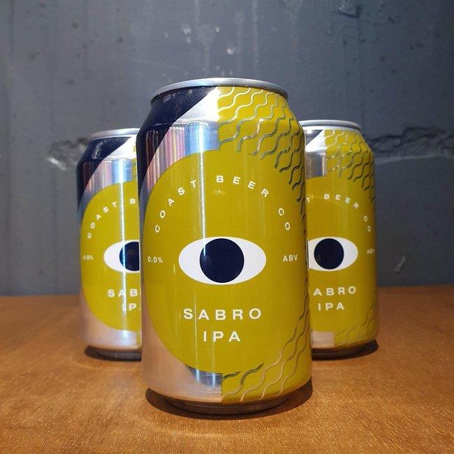 Coast Beer: Sabro IPA