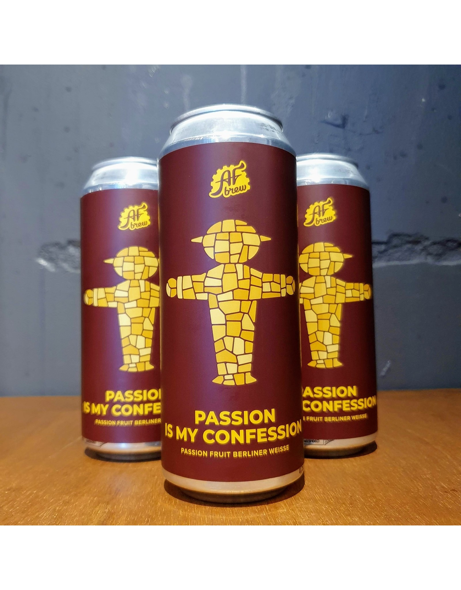 afbrew AFbrew: Passion is my Confession