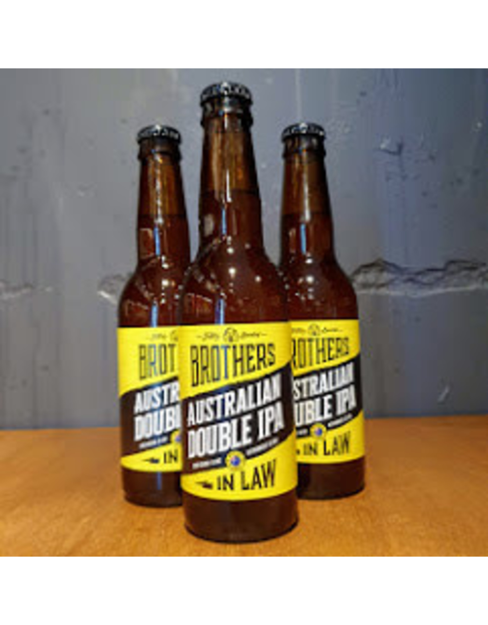 Brothers in law Brothers in Law: Australian Double IPA