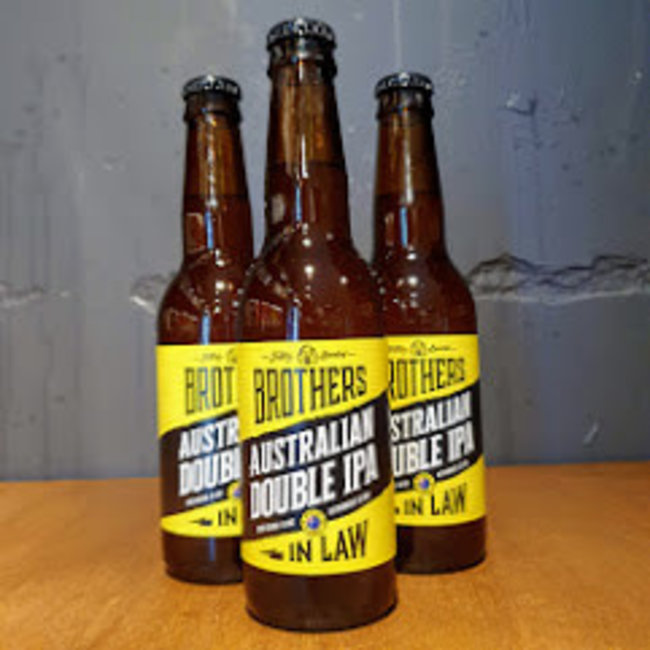 Brothers in Law: Australian Double IPA