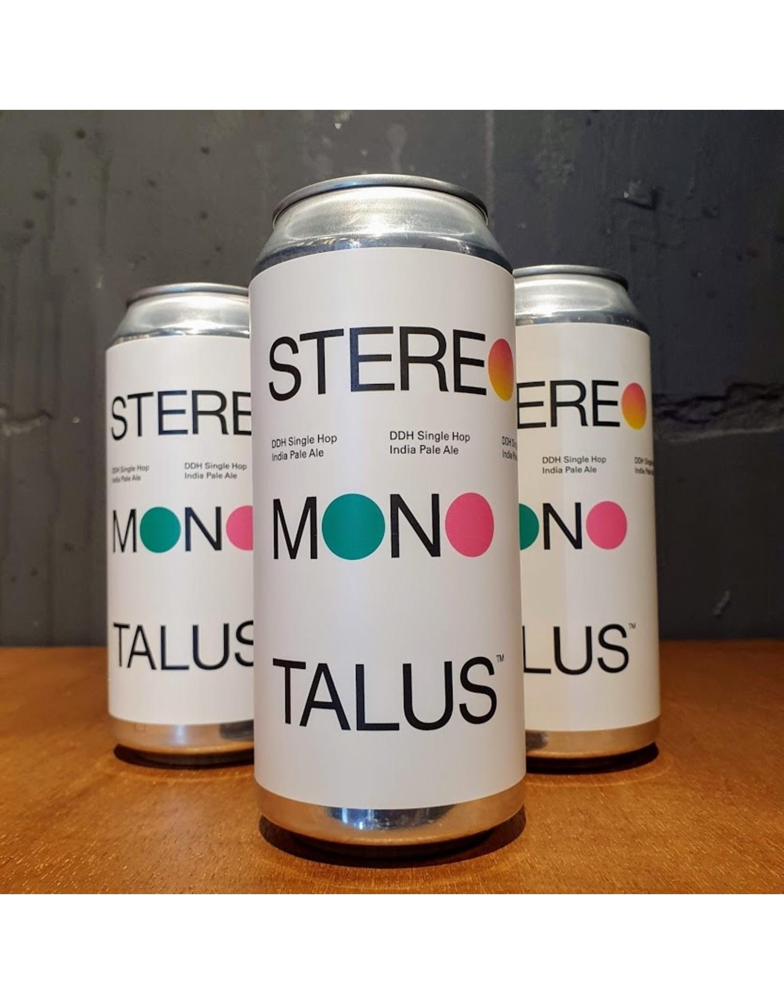 To Øl: Stereo Mono Talus