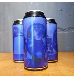 Duckpond Brewing: Black & Blue