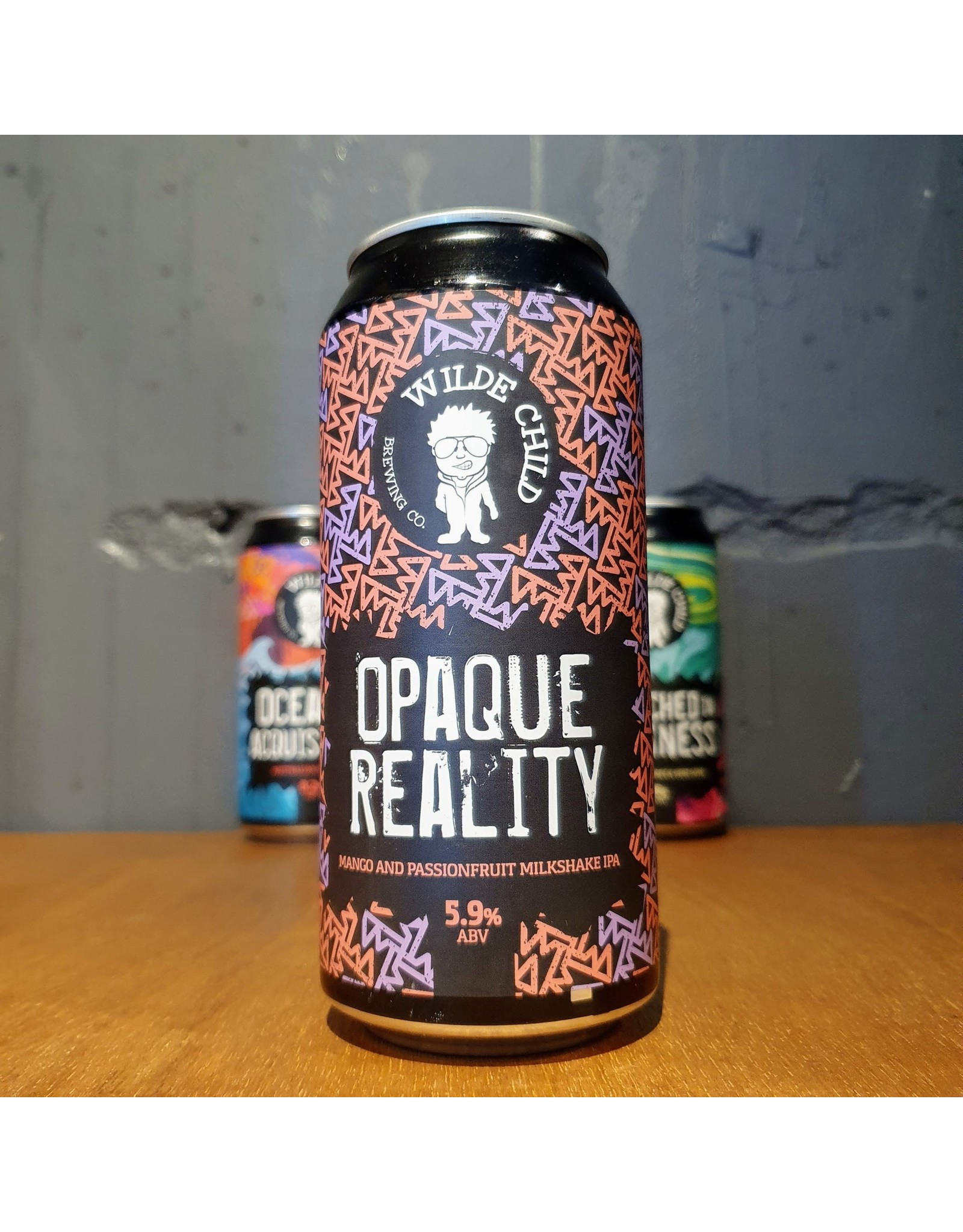wild child Wild Child: Opaque Reality Milkshake IPA