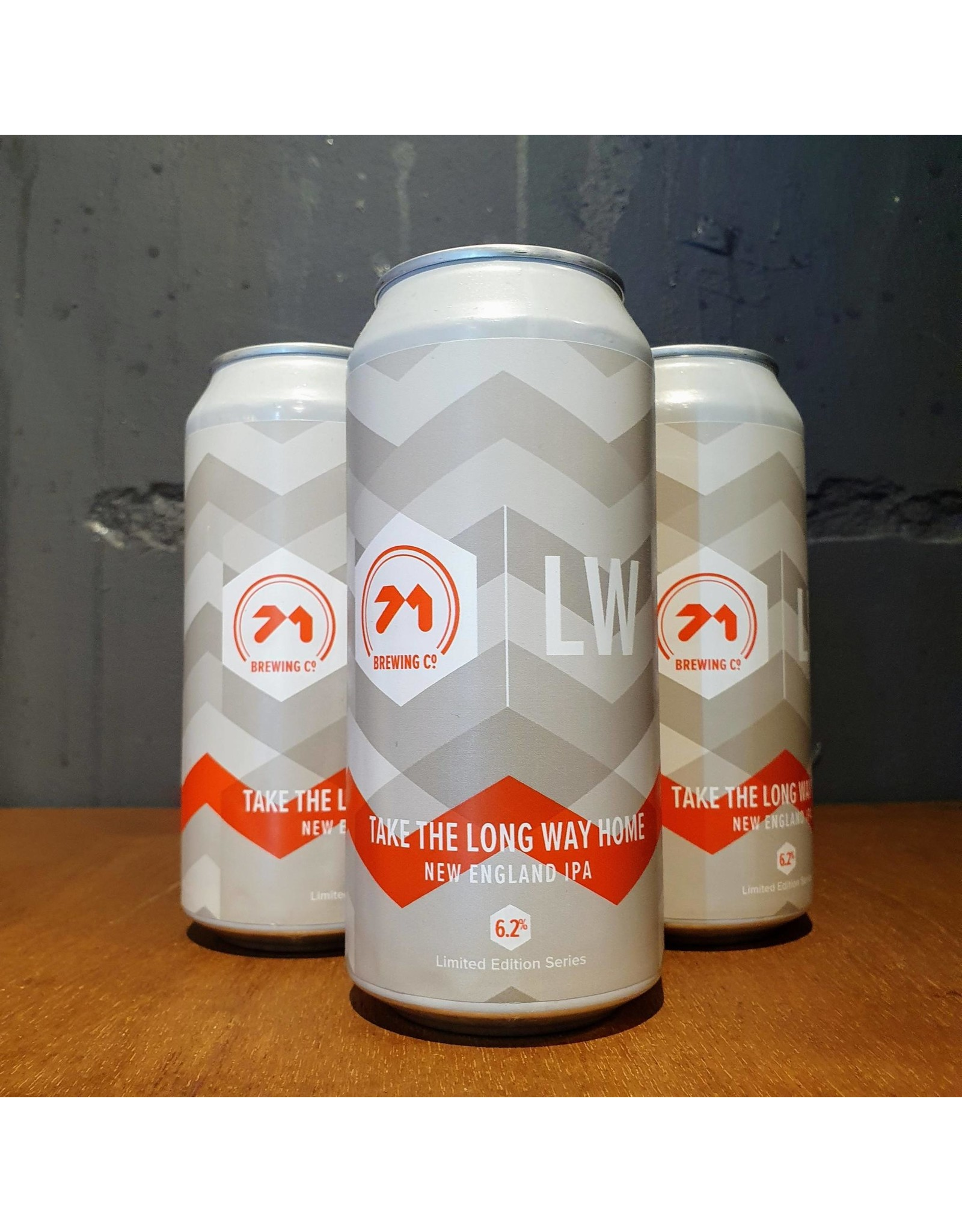 71 Brewing - Take The Long Way Home
