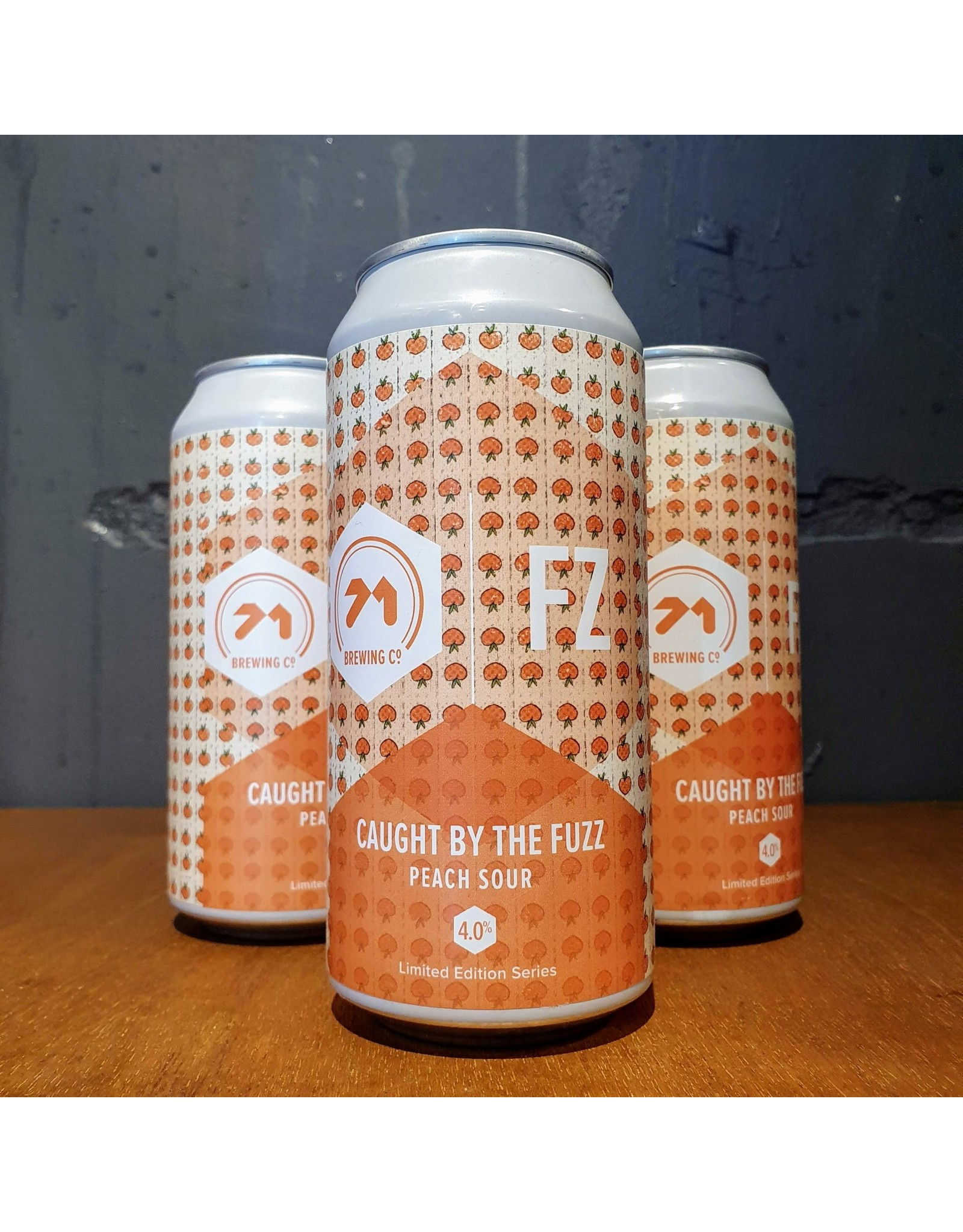 71 Brewing: Caught by the Fuzz