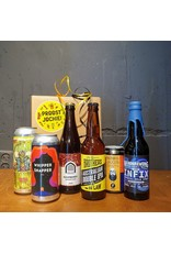 Nieuwe bieren PAKKET LOKAAL EN INTERNATIONAAL (6 BIER)