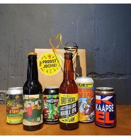 Nieuwe lokale bieren PAKKET