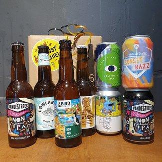 Bierpakket alcoholvrij 0.5% (8 BIER)