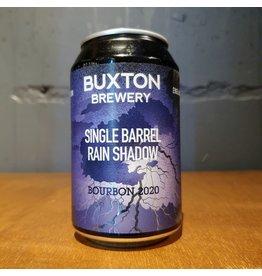 Buxton: Single Barrel Rain Shadow Bourbon 2020