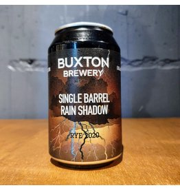 Buxton: Single Barrel Rain Shadow Rye 2020