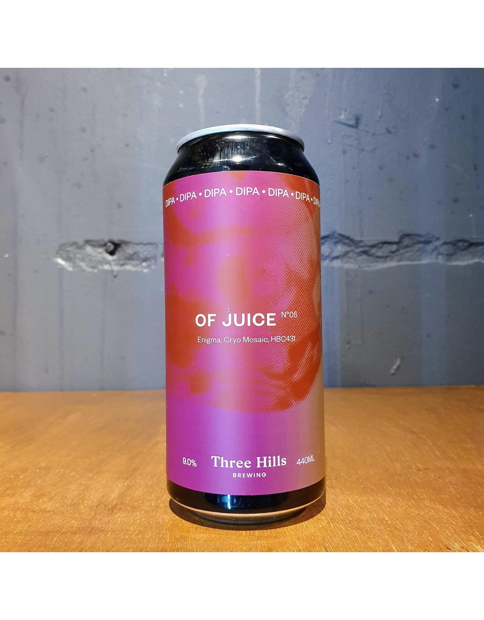 three hills Three Hills: Of Juice No5