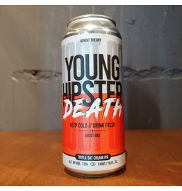 Adroit Theory: Young Hipster Death (Ghost 883