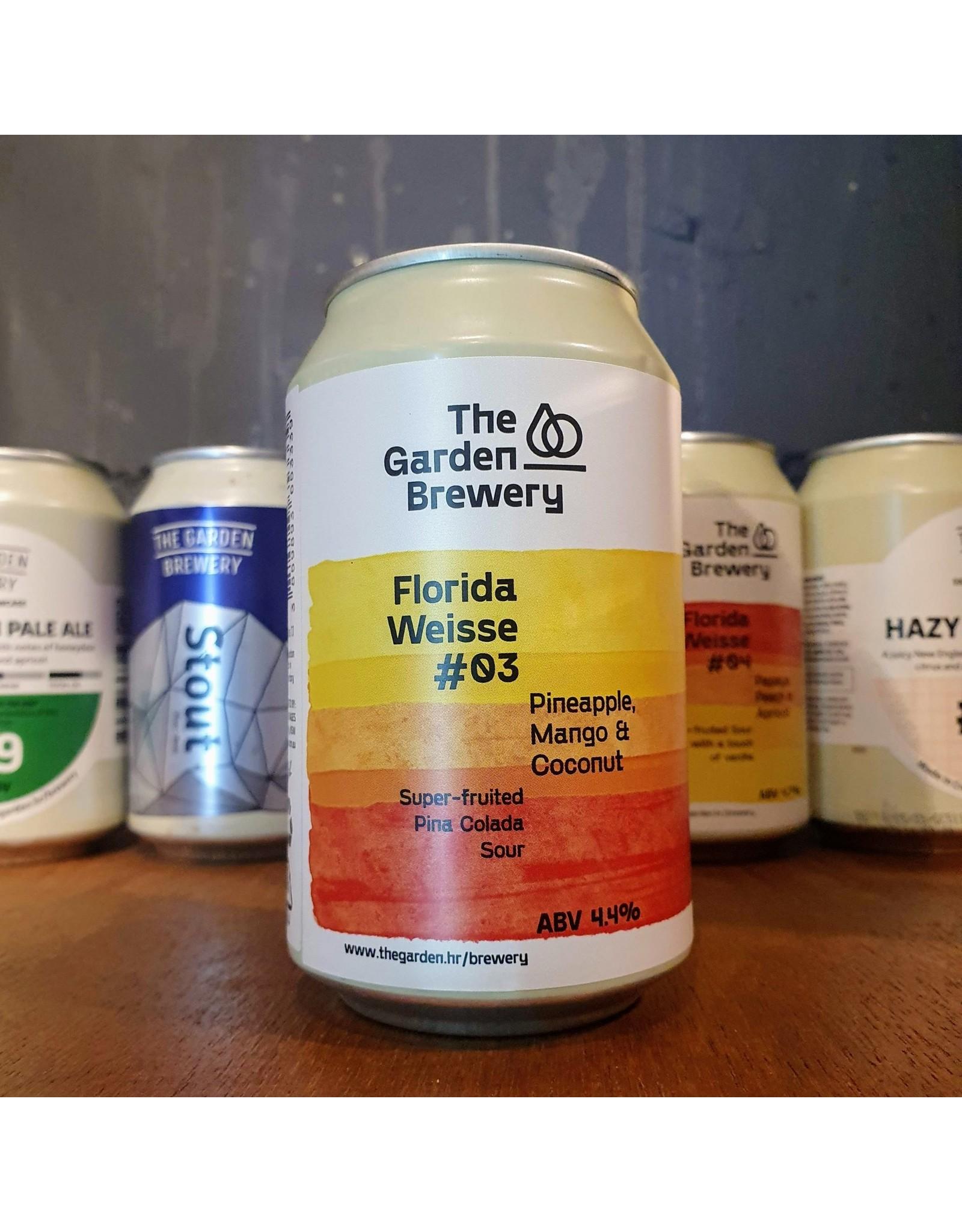 The Garden Brewery The Garden Brewery - Florida weisse 3