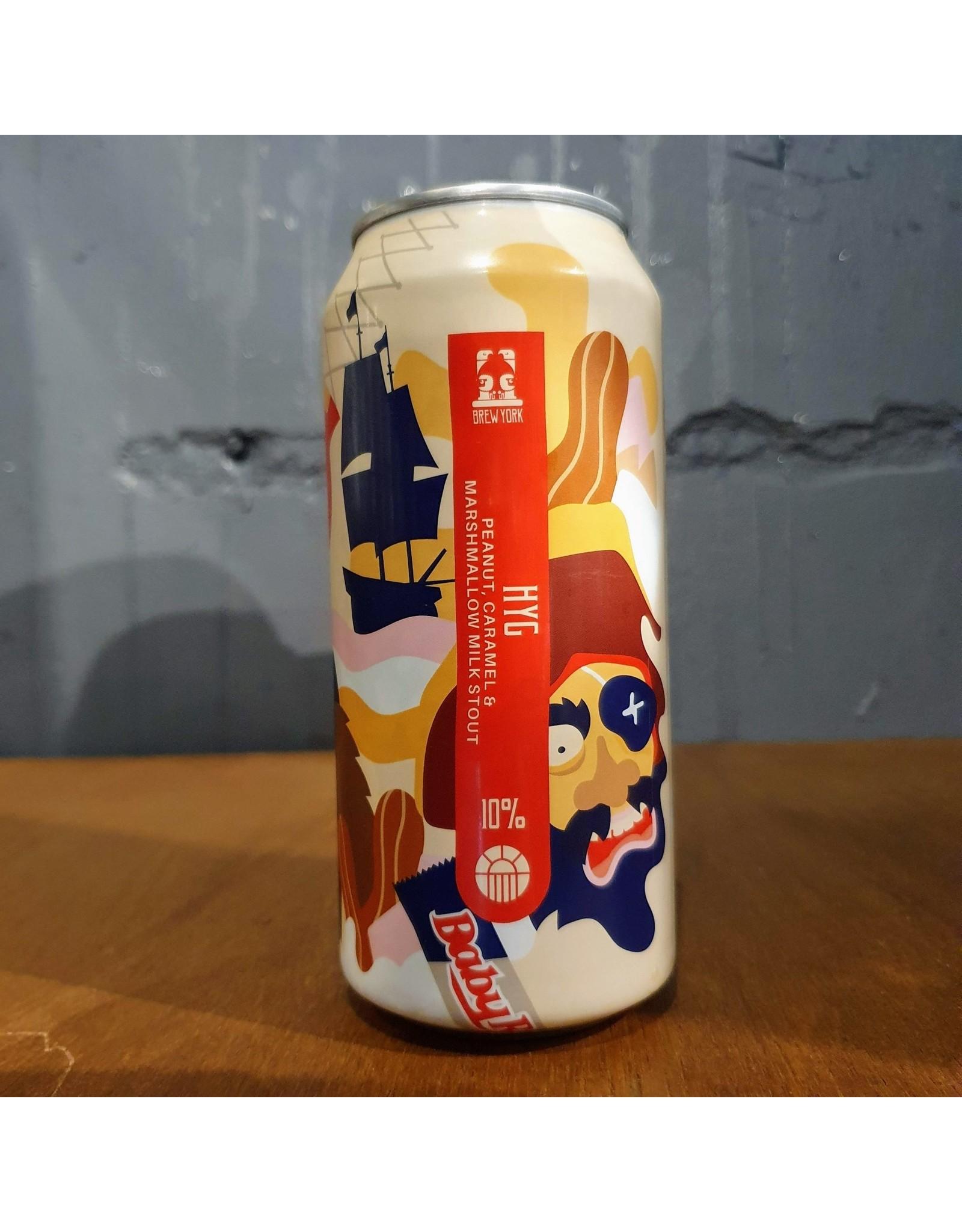 brewyork Brew York: HYG