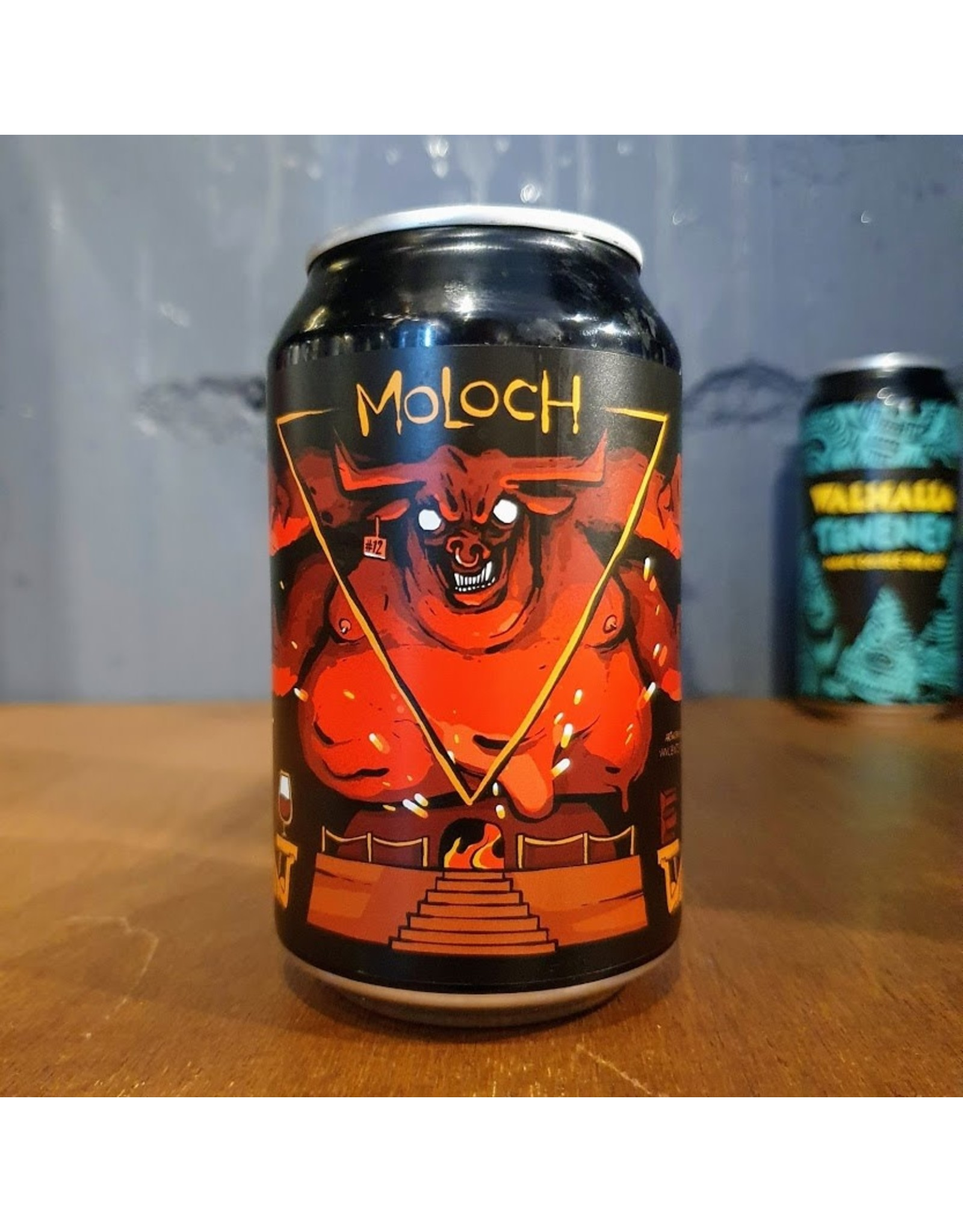 Walhalla: Daemon #12 Moloch