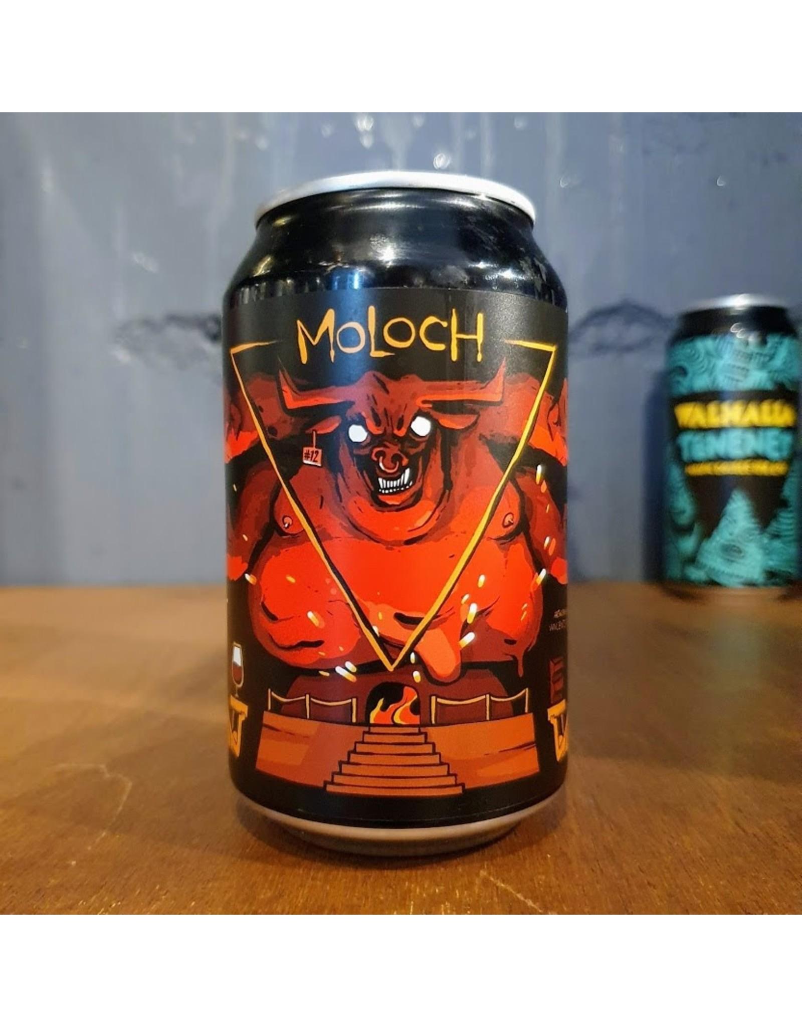 Walhalla Walhalla: Daemon #12 Moloch