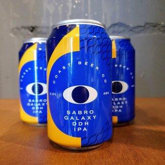 Coast Beer Coast Beer: Sabro Galaxy DDH IPA