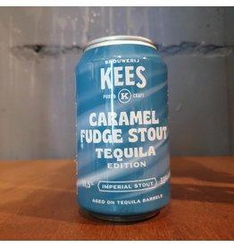 Kees: Caramel Fudge Stout Tequila BA