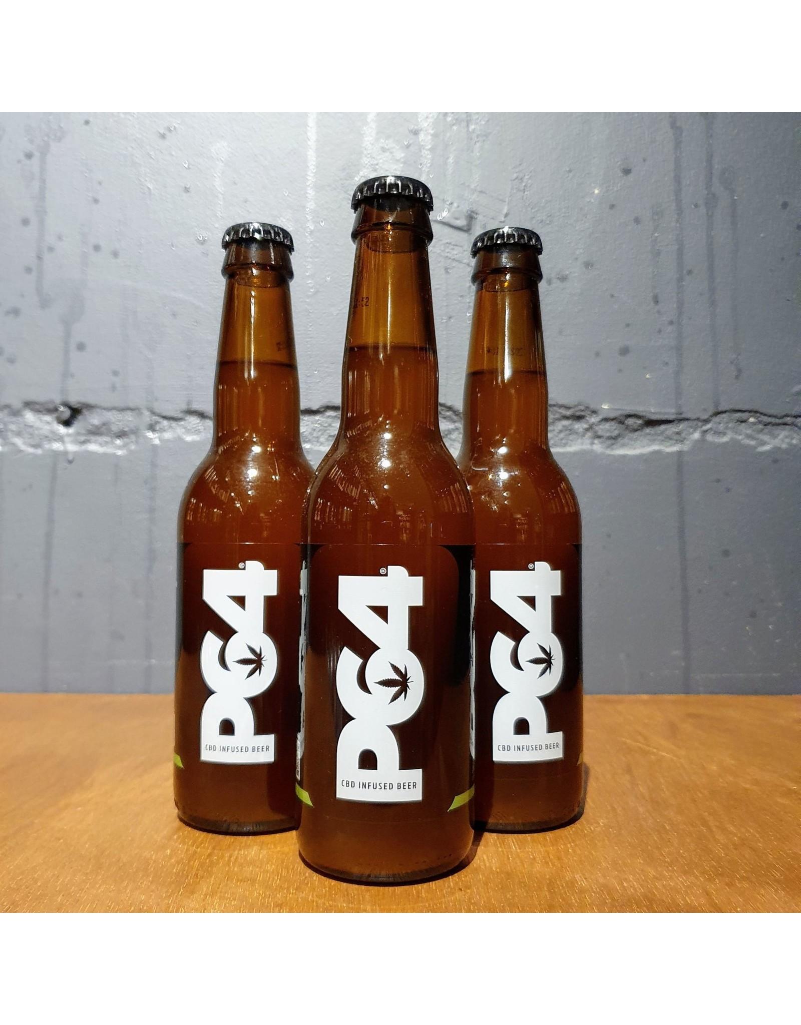 P64: CBD Infused Beer 0.5%