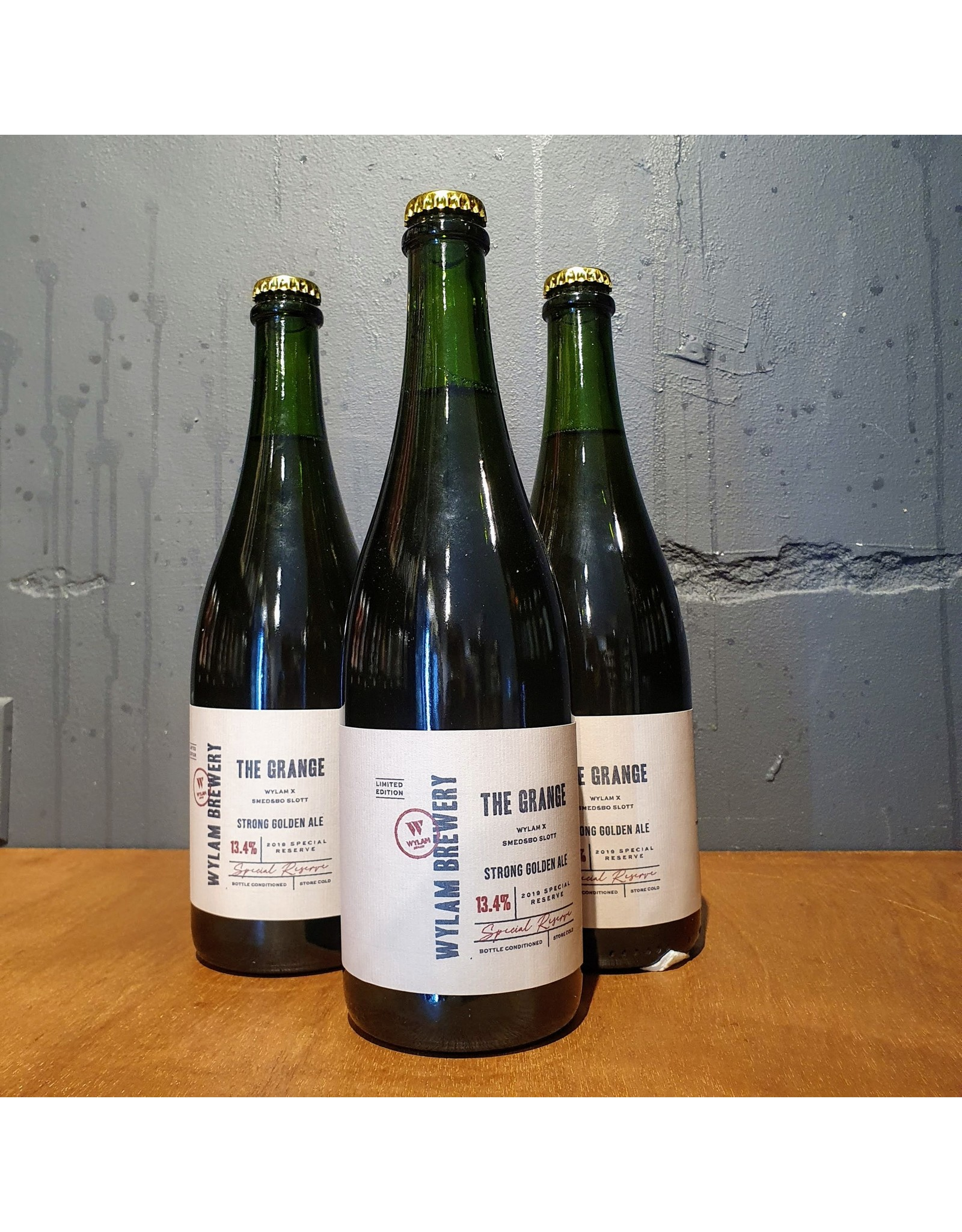 Wylam - The Grange (2019 Special Reserve)