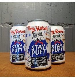 Tiny Rebel: Imperial Stay Puft Eggnog White Porter