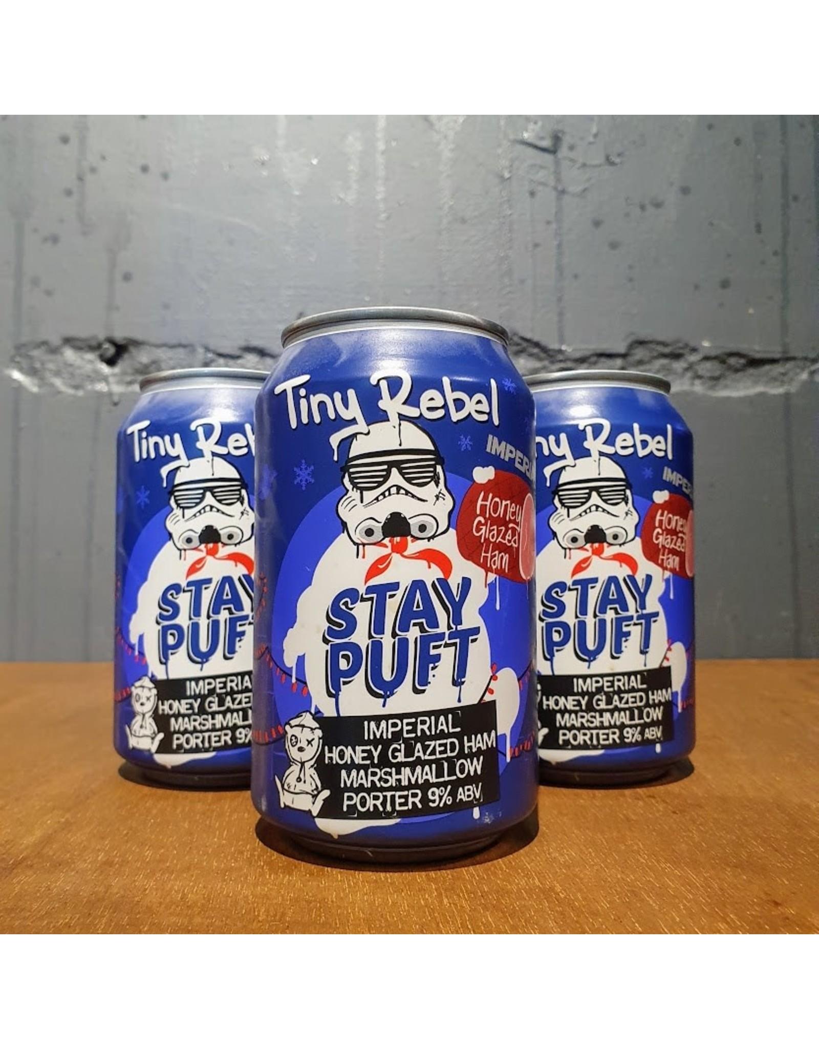 Tiny Rebel:  Stay Puft Imperial Honey Glazed Ham Edition