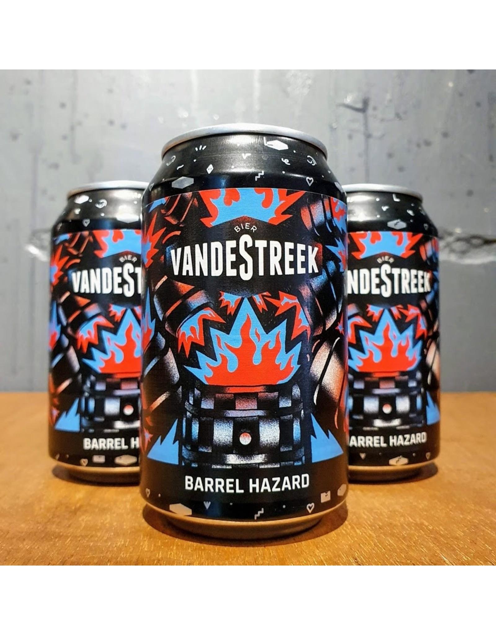 vandestreek VandeStreek: Barrel Hazard BA