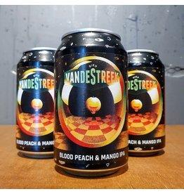 vandestreek VandeStreek: Blood Peach &  Mango IPA