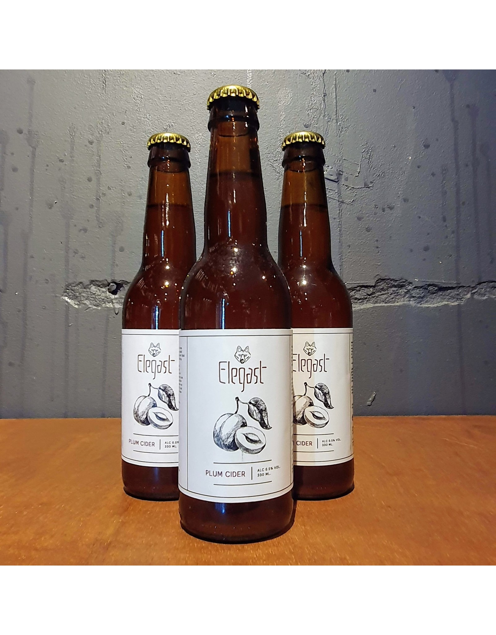 Elegast Plum Cider