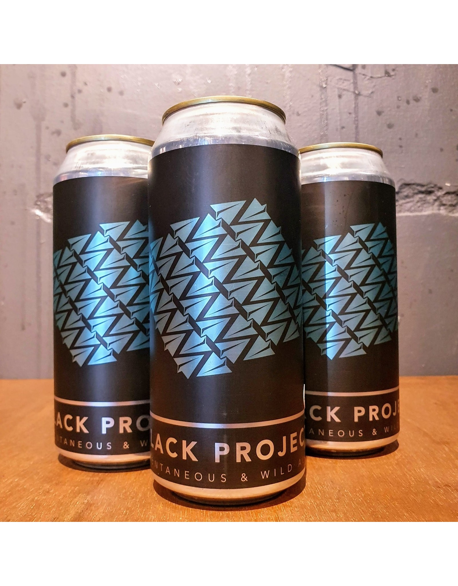 Black Project Spontaneous and Wild Ales Black Project Spontaneous and Wild Ales: Camber 2020