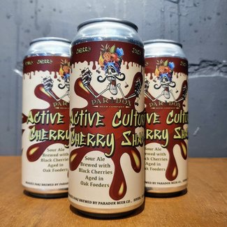 Paradox Beer Company Paradox Beer Company: Active Culture Cherry Shade
