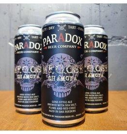 Paradox Beer Company Paradox Beer Company: MF Gose Plum Chamoy