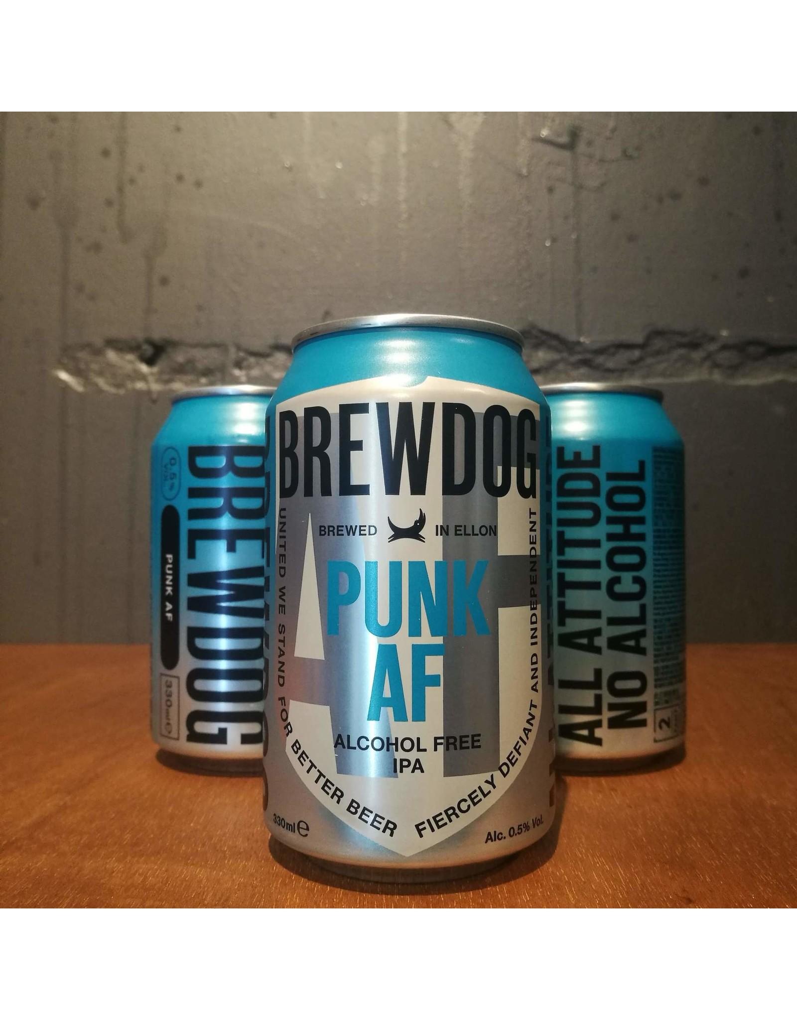 Brewdog: Punk AF