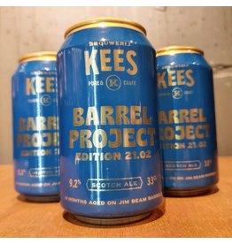 Kees Kees: Barrel Project 21.02