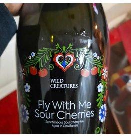 Wild creatures Wild creatures - Fly with me sour cherries (2018)