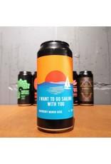 Reketye Brewing Co Reketye - I want to go sailing with you